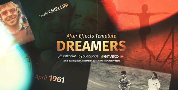Dreamers 8148561 - After Effects Project Files