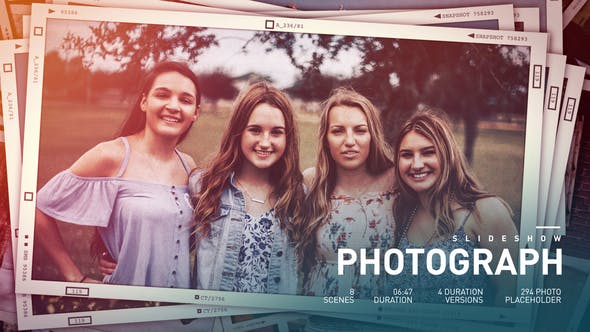 Photo Slideshow 31880219 - After Effects Project Files