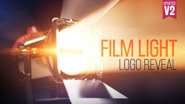 Film Light Logo Reveal V2 7210380 - After Effects Project Files