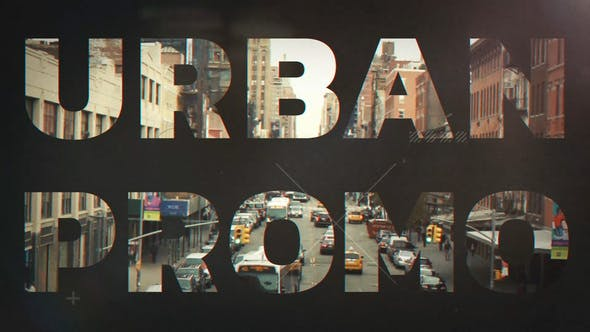 Hip Hop Urban Opener 32440160 - After Effects Project Files