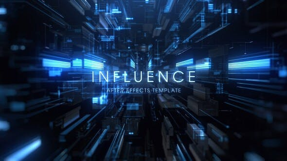 Influence 32289240 - After Effects Project Files