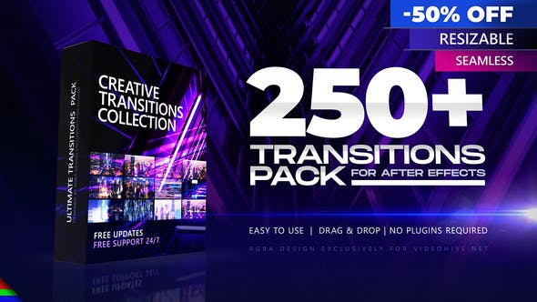 Transitions 28459752 - After Effects Project Files