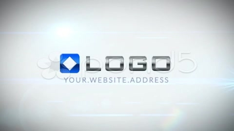 3D Corporate Business Logo Flare Creation From Pieces - Pond5 027501917 - Free Download
