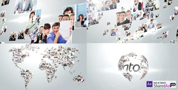 Multi Video Corporate World Logo Revealer 3190911 - Videohive shareDAE