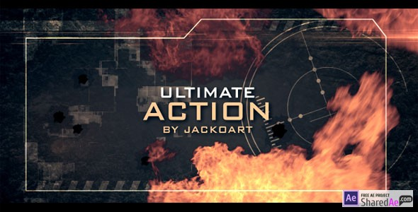 Ultimate Action Promo 137799 - Videohive shareDAE