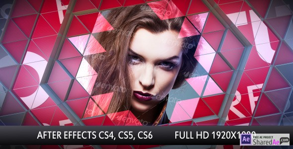 Fashion Promo 4672290 - Videohive shareDAE