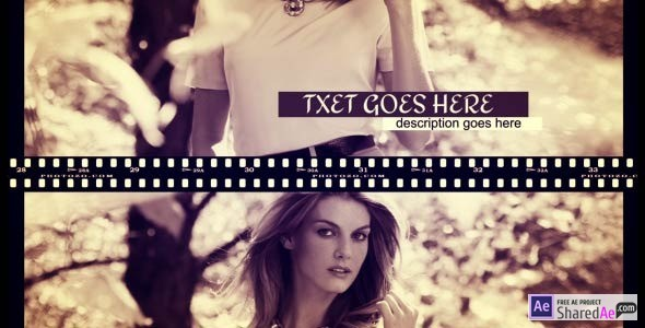 Film Fashion Slide 2674375 - Videohive shareDAE