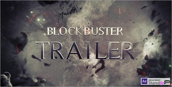 Blockbuster Trailer 8 9965776 - Videohive shareDAE