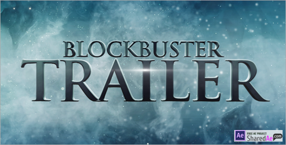 Blockbuster Trailer 7 8533919 - Videohive shareDAE