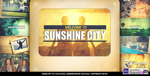 Videohive Sunshine City 5748682 - Free Download