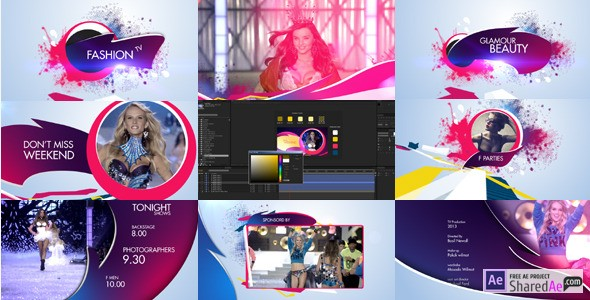 Videohive Retro Fashion Package 5510661 - Free Download