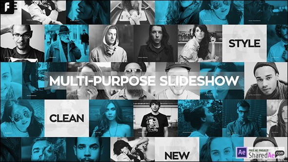 Multi-Purpose Slideshow 10579185 - Free Download