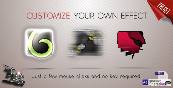Logo Effects Tool Preset 2382004 - Free Download