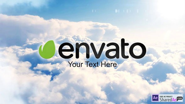 Clouds Intro 10214083 - Free Download