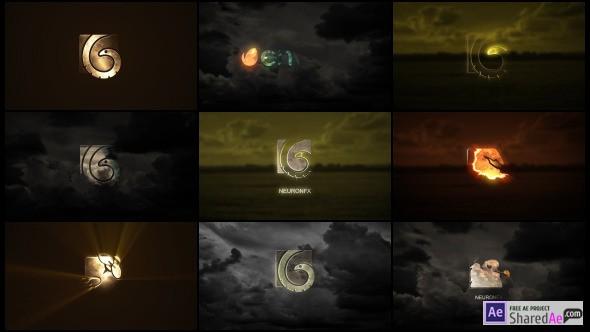 10 Cinematic Logos 10574860 - Free Download