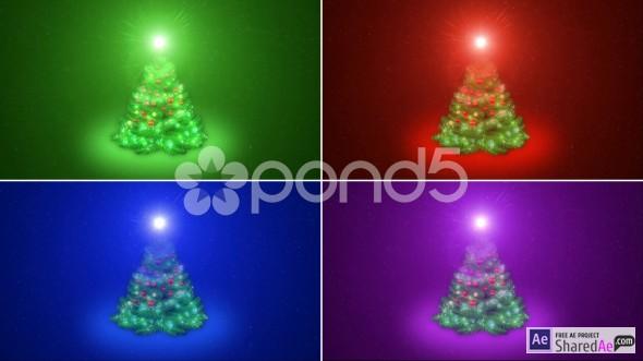 Christmas Animation - Pond5 044761177 - Free Download