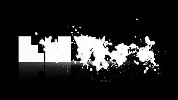 Videohive - Milk Logo Experiment 5706757