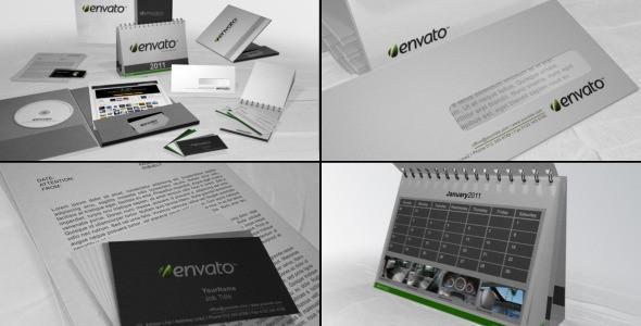 Videohive - Corporate Identity Presentation 506046
