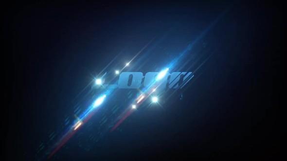Motion Array - Slice Light Logo 52083