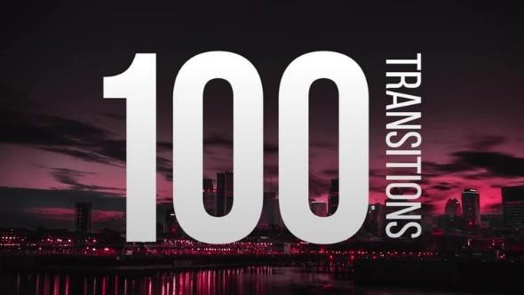 100 Transitions - Premiere Pro Template