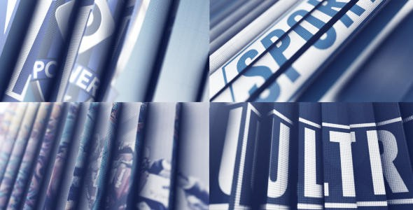 Videohive Dynamic Powerful Opener 21175496