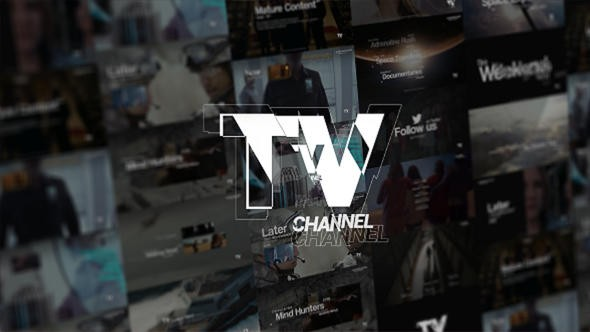 Videohive Modern TV Broadcast Graphics Package 21054904
