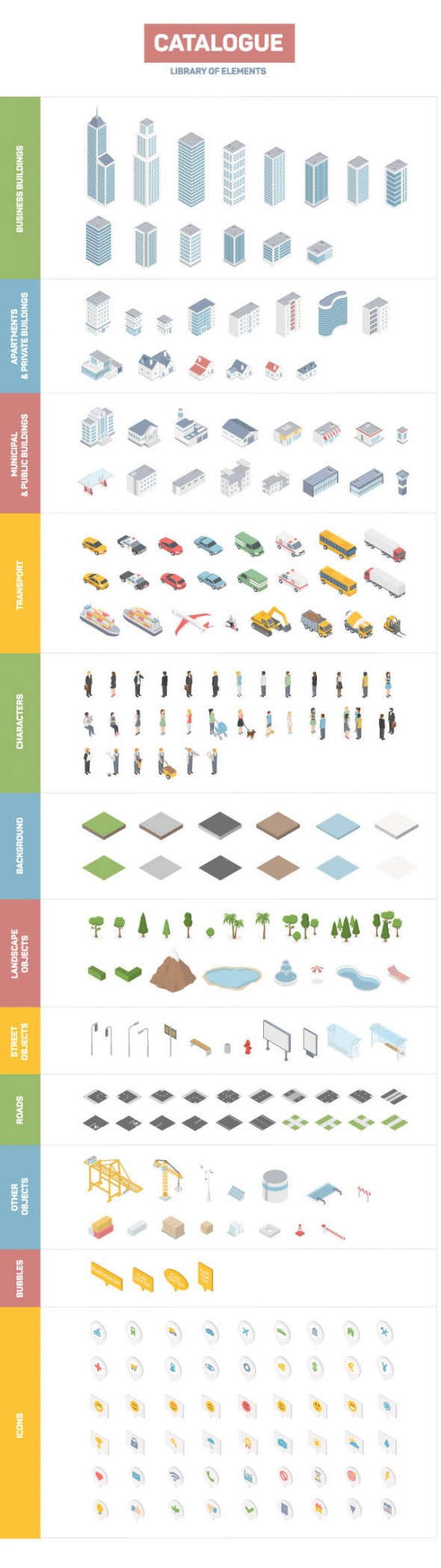 Videohive Isometric Map Builder 21085909