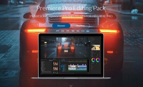 Photo Light Pro - Premiere Pro Editing Pack [Win/Mac]