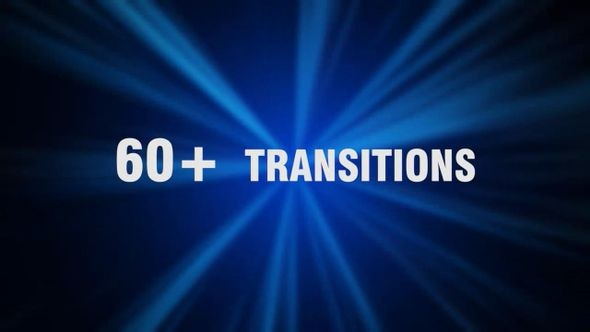 60 Transitions - Premiere Pro Templates 72893