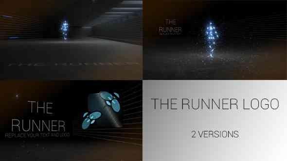 Videohive The Runner Logo 7755406