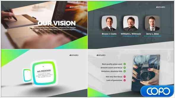 Videohive Corporate Presentation 13675916