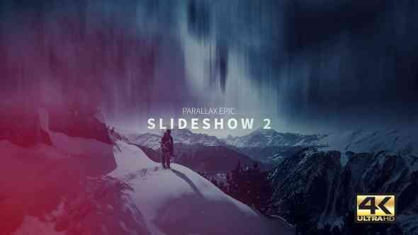 Videohive Parallax Epic Slideshow II 19207946