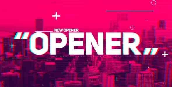 Videohive Opener 21278488