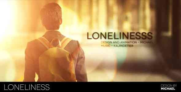 Videohive Loneliness 4384457