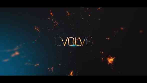 Videohive Evolve - Powerful Cinematic Titles 16691221