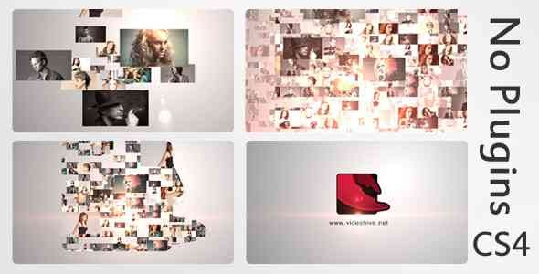 Videohive Corporate Logo Formation 3805917