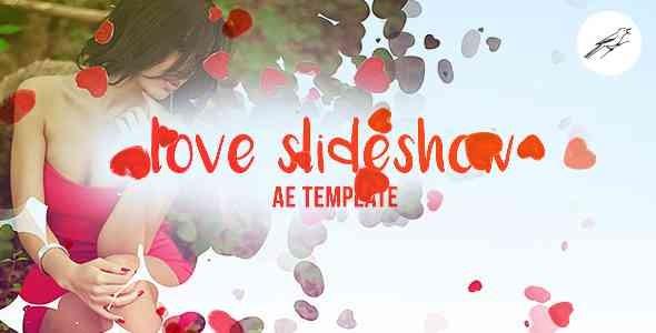 Videohive Love Slideshow 15800273
