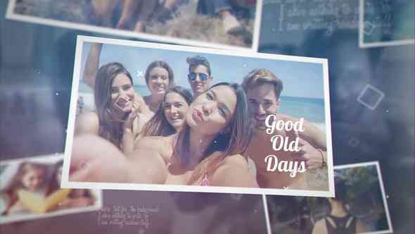 Videohive Good Old Days 21753519