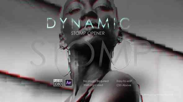 Videohive Dynamic Stomp Opener 21601936