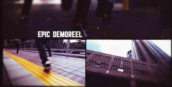 Videohive Epic Video Demo Reel 17260443