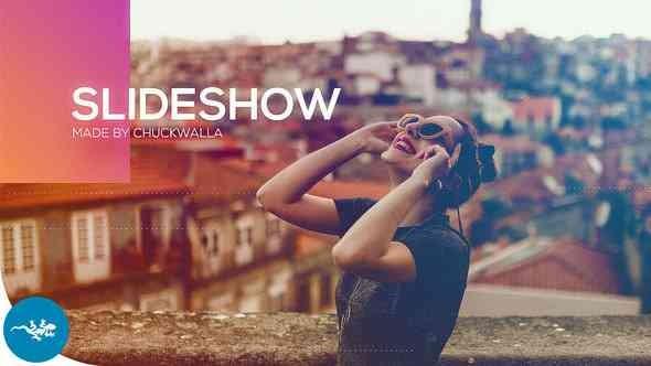 Videohive Slideshow 21792969