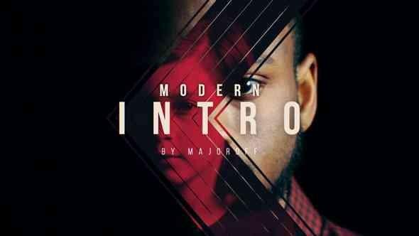 Videohive Modern Intro 21723499