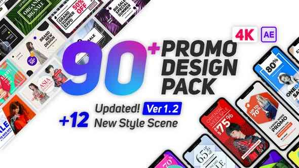 Videohive Promo Design Pack V1.1 (Updated 18 May 2018) 21877188