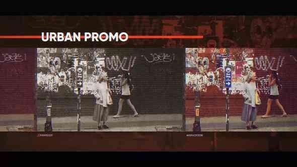 Videohive Urban Promo 21876746