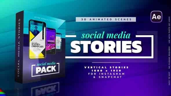 Videohive Instagram Stories 22008383