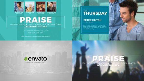 Videohive Conference Event Promo 17405683