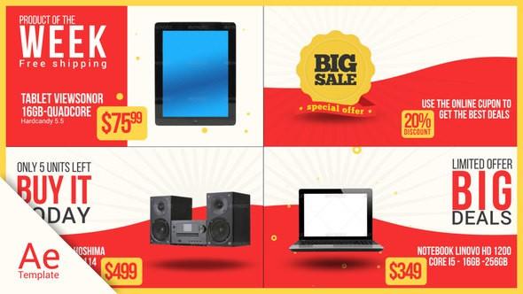 Videohive Big Sale 20009568