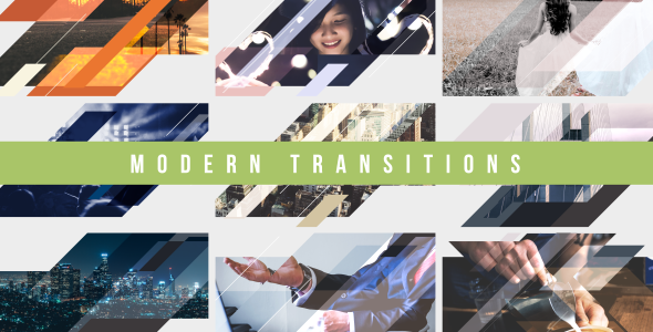 Videohive Modern Transitions 10 Pack Volume 4 19316556