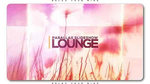 Videohive Lounge Parallax Slideshow 19942327