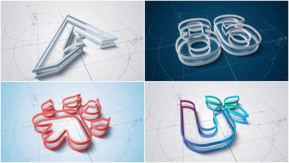 Videohive Architect Logo Build v2 22000962